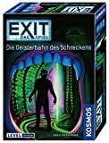 KOSMOS 697907 EXIT - Das Spiel - Die Geisterbahn des Schreckens, Level: Einsteiger, Escape Room...