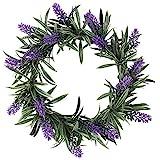 Deko-Kranz Lavendel, Ø 18,5cm