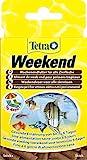 TetraMin Weekend Wochenendfutter (kompakte Futtersticks für die Versorgung aller Zierfische am...
