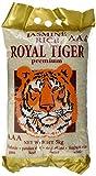 Royal Tiger Reis Jasmin, 4er Pack (4 x 5 kg)