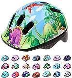 meteor® Fahrrad-Helm Kinder-Jugend-helme: Radhelm Radsport Skateboard Inline-Skate BMX Scooter -...