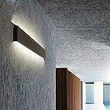 LKJH Einfaches und Elegantes Design Modernes minimalistisches Wohnzimmer Flur Treppe Leuchter...