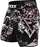 RDX MMA Shorts Training | Perfekt für Boxen, Kampfsport, Freefight, Grappling, Kickboxen | Stretch...