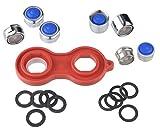 Cornat T307101 Luftsprudler-Set Eco 18-teilig