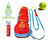 Tennisball- Trockner - 4 -in-1 Tennis Zubehör - Als Bestes Tennis Gadget - Inklusive 4 tollen...