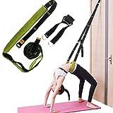 JJunLiM Yoga Ballett Bein Stretching Strap Back Bend Assist Trainer, Verbesserung der Rücken- und...