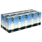 Leuci Glühbirne Birnenform A55 40W E27 MATT Glühlampe Glühbirnen Glühlampen warmweiß dimmbar...