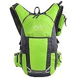 SPFASZEIV 30/35L Ultraleichter Wasserdicht Outdoor Rucksack Sport Daypack Reiten Tasche...