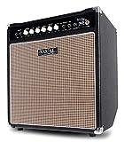 Rocktile BA-50 Lemmy Basscombo (50 Watt, Kickback-Gehäuse, 12' Speaker, mit Effektschleife und...