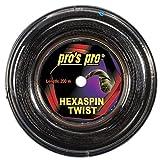 Tennissaite Hexaspin Twist 1.25 mm für Spin 200m (1.25mm)