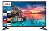 DYON Smart 32 XT 80 cm (32 Zoll) Fernseher (Prime Video, Netflix, Youtube, HbbTV, HD Triple Tuner...