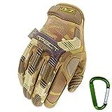 Mechanix WEAR M-PACT Tactical Einsatz-Handschuh, optimaler Schutz, atmungsaktiv beste Passform +...