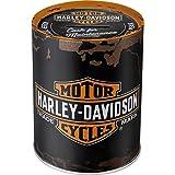 Nostalgic-Art 31001 Harley-Davidson - Genuine Logo, Spardose