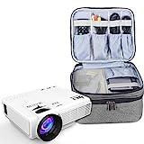 Luxja Beamertasche für Mini Beamer, Projektor Tasche Kompatibel mit APEMAN, QKK, DR.Q und Andere...