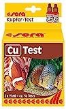 sera 04710 Cu-Test 15 ml - Kupfer Test für ca. 50 Messungen, misst zuverlässig und genau den...