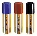 Fineliner - STABILO point 88 - 20er Big point Box - mit 20 verschiedenen Farben