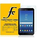 Forefront Cases Gehärtetem Glas Displayschutz Displayschutzfolie für Samsung Galaxy Tab Active 2...