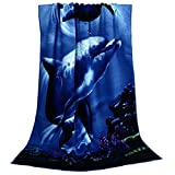 BESPORTBLE Übergroße Strandtuch Schnell Trocknende Körpertuch Spa Wrap Handtuch Bad Wrap Handtuch...