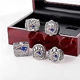 Sportfans Kollektion Champion Rings Fans Herren Memorial Rings High-End Kollektionen Fans Alloy...