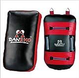BAY® WAND ARM KÖRPER Schlagpolster, -- 3 in 1 -- Modell ' WALL - ARM - BODY ' DANRHO ' schwarz rot...