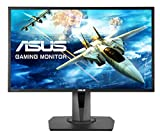 ASUS MG248QR 61,0 cm (24 Zoll) Gaming Monitor (Full HD, 3D-Fähig, HDMI, DisplayPort, FreeSync 144...
