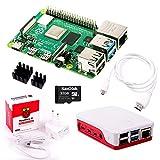 InnoConnect Raspberry Pi 4 (2GB RAM) Bundle 32GB, weiß
