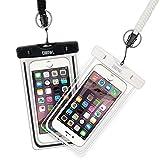 EOTW 2 Stück wasserdichte Handy Hülle, Wasser- und staubdichte Hülle für iPhone, Samsung, Nexus,...