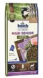 bosch HPC Maxi Senior mit frischem Geflügel & Reis | Hundetrockenfutter für ältere Hunde großer...