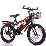 Unbekannt Mountain Bike Single Speed 18 Zoll 20 Zoll 22 Zoll 24 Zoll Studenten King Pendler...