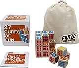 FRITZO CUBE - Das raffinierteste 3D Denk- & Würfelspiel aller Zeiten! Die kreative Herausforderung...