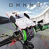 Bluetooth-Lautsprecher, UPPEL Tragbare Lautsprecher, Outdoor-Lautsprecher V4.0 +4400mAh Leistung...