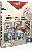 Briefmarken Software - Stecotec Briefmarken-Verwaltung Pro - Philatelie-Programm f. Sammler -...
