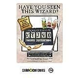 Star Cutouts SC1475 Poster Harry Potter wollte als Selfie-Rahmen mit Requisiten The Gefangener von...