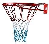 KIMET HangRing Basketballkorb Basketball Basketballring mit Ring und Netz Qualität-und...