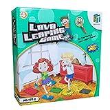 Chirsemey Interaktives Familien-Bodenspiel, Creative Volcano Kids Spin Card, Familien Brettspiele,...