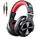 OneAudio Kopfhörer Over Ear, DJ Kopfhörer mit Share Port, Professionell Geschlossener Studio...