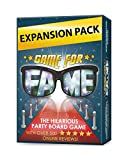 Game for Fame Erweiterungspaket: 130 lustige neue Geldmacher-Challenge Karten zur Verwendung mit Spiel für Ruhm, das Brettspiel für Familien, Freunde, Erwachsene, Teenager.