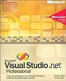 Visual Studio.NET Professional Edition 2003, mise à jour