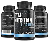 L- CARNITIN Kapseln hochdosiert 3000 L Carnitin - Extrem Beliebt bei Sportlern- Laborgeprüft vegan...