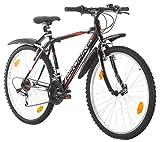 Multibrand PROBIKE 26 Zoll Mountainbike Shimano 18 Gang, Herren-Fahrrad & Jungen-Fahrrad, geeignet...