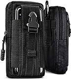 ONEFLOW® Multifunktionale Outdoor Handy-Tasche aus Oxford Nylon für alle LG Modelle | Universal -...