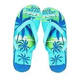 Strand Sommer Hausschuhe Cool für Männer Frauen Freizeit Flip Flops Indoor Outdoor Hausschuhe für...