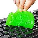 ULTRICS Tastatur Reiniger, Universal Schnellen Entfernen Staubreinigung Kleber für PC Computer,...