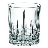 Spiegelau & Nachtmann, 4-teiliges Whisky-Set, Kristallglas, 368 ml, Perfect Serve, 4500176