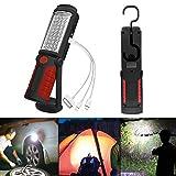 SunTop LED Arbeitsleuchte Mit Magnet Aufladbar Taschenlampe Werkstattlampe Portable Handlampe...