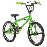 Multibrand Distribution Probike, BMX 20 Zoll, Freestyle Bike, BMX, 360° Rotor-System, 4 Stahl Pegs,...