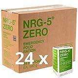 Notverpflegung 24x NRG-5 ZERO Glutenfrei Survival 500g Notration Notvorsorge | 24x9 Riegel im...