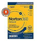 Norton 360 Deluxe 2020, 5-Geräte, 1-Jahres-Abonnement mit Automatischer Verlängerung, Secure VPN...