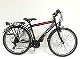 KRON 26 Zoll Fahrrad City Fahrrad Bike Jungenfahrrad Herrenfahrrad 21 Gang Neu