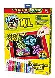 Magic PAD Das magische Tablet in XL-Version mit 48 Zubehörteilen – aus dem TV